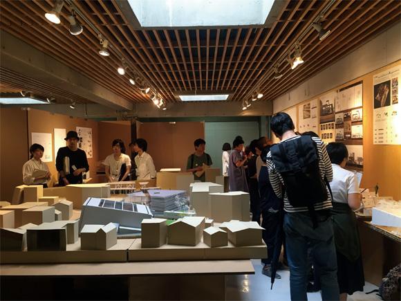 鎌倉御成町プロジェクト 発表会
