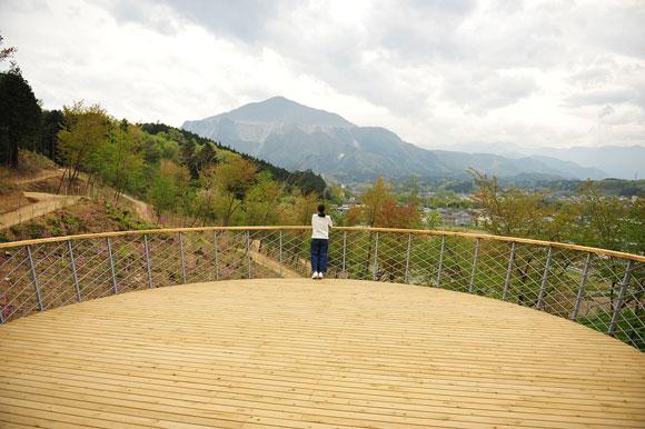 横瀬町(仮称)花咲山プロジェクト